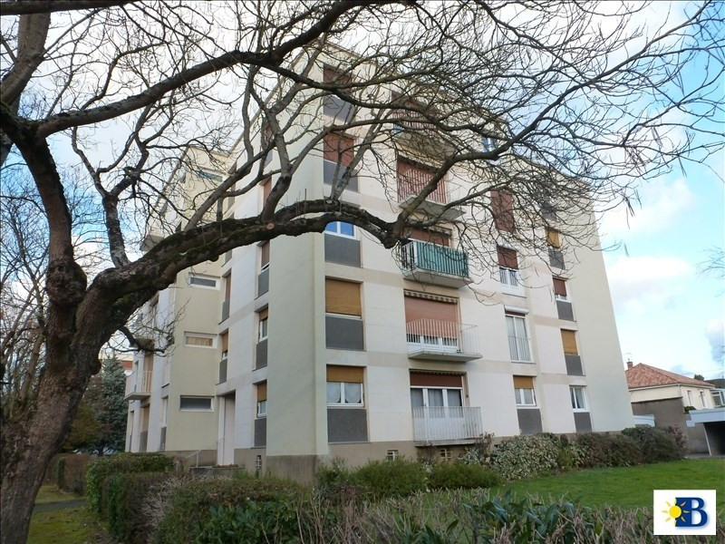 Vente appartement Chatellerault 49000€ - Photo 1