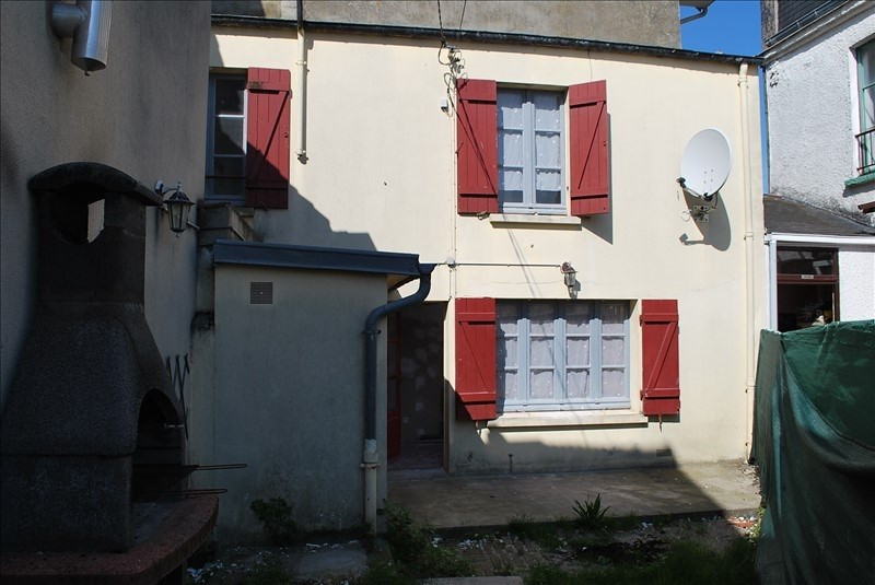 Sale house / villa Fort mahon plage 88000€ - Picture 1