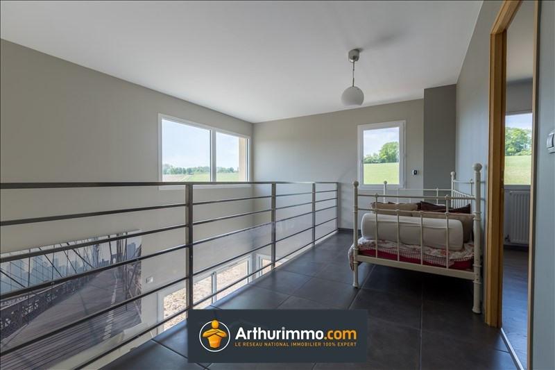 Vente maison / villa Morestel 388500€ - Photo 9