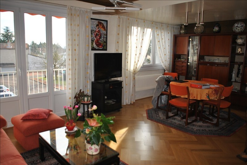 Vendita appartamento Riorges 128000€ - Fotografia 1