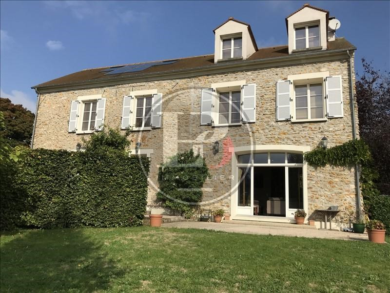 Deluxe sale house / villa Mareil marly 1 060 000€ - Picture 1