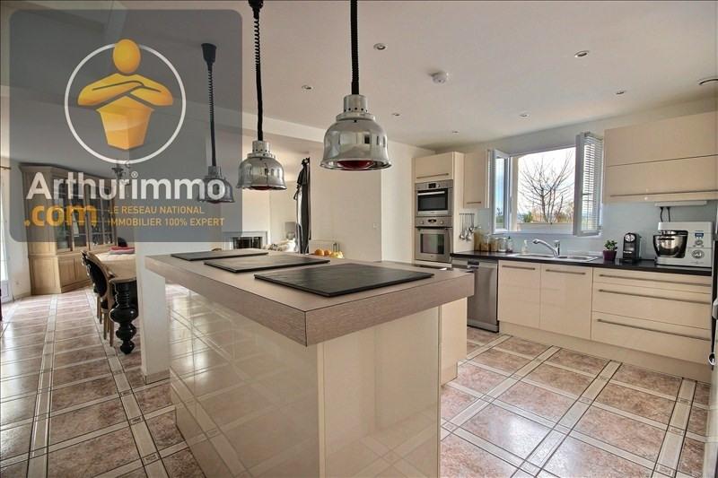 Sale house / villa St bonnet les oules 535000€ - Picture 4