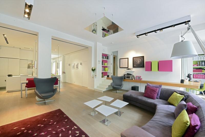Vente de prestige appartement Paris 10ème 1540000€ - Photo 4