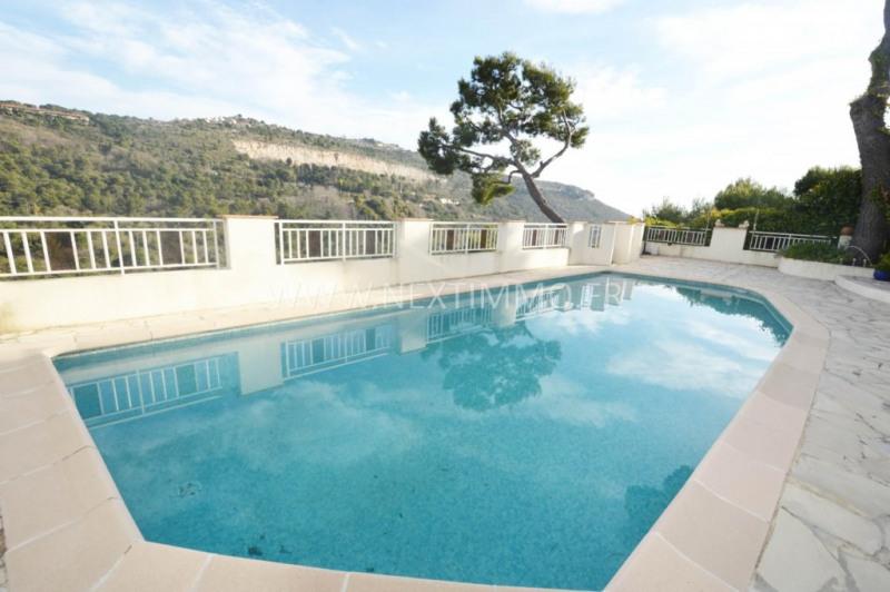 Revenda residencial de prestígio casa La turbie 1090000€ - Fotografia 1