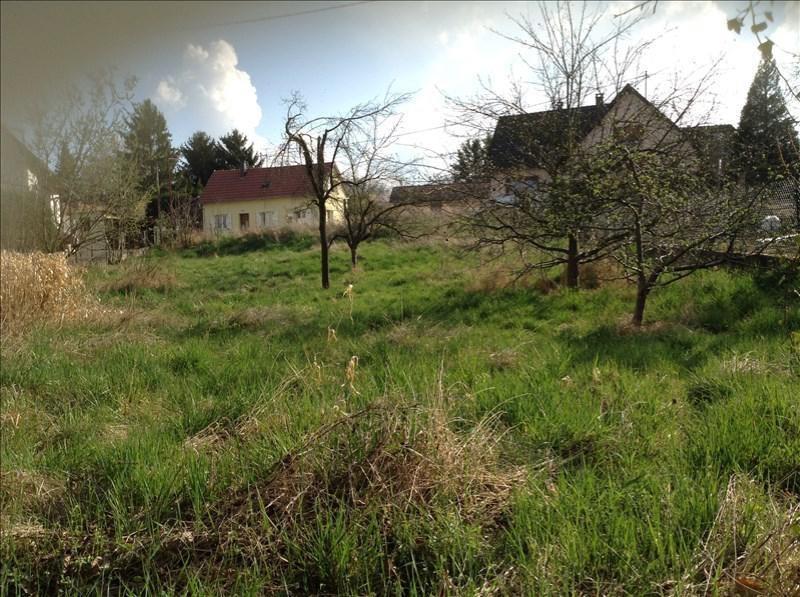 Terrain constructible Eckwersheim