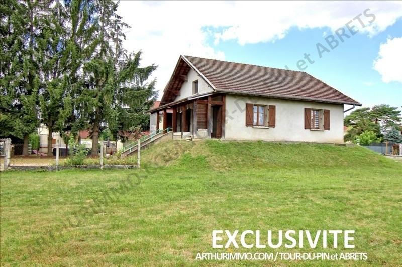 Sale house / villa Les abrets 169000€ - Picture 1