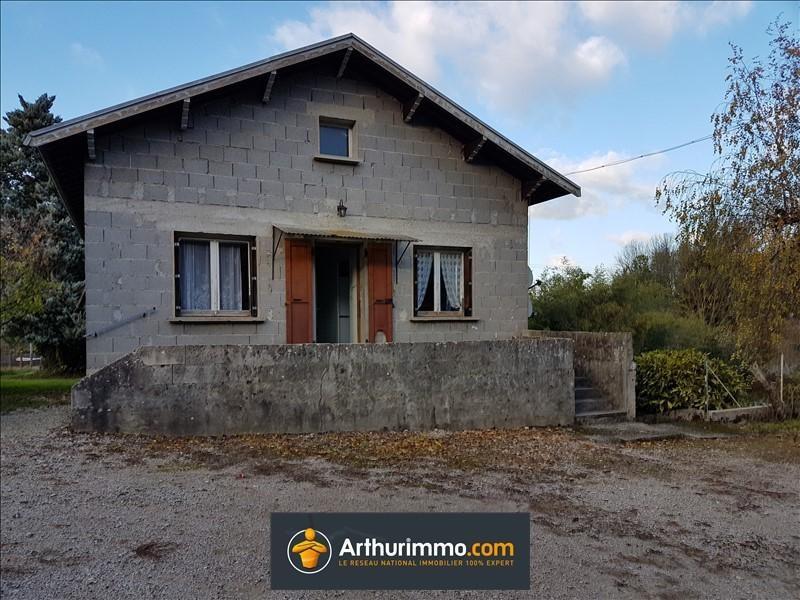 Sale house / villa St chef 165000€ - Picture 1