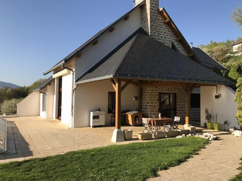 Deluxe sale house / villa Chazey bons 890000€ - Picture 2