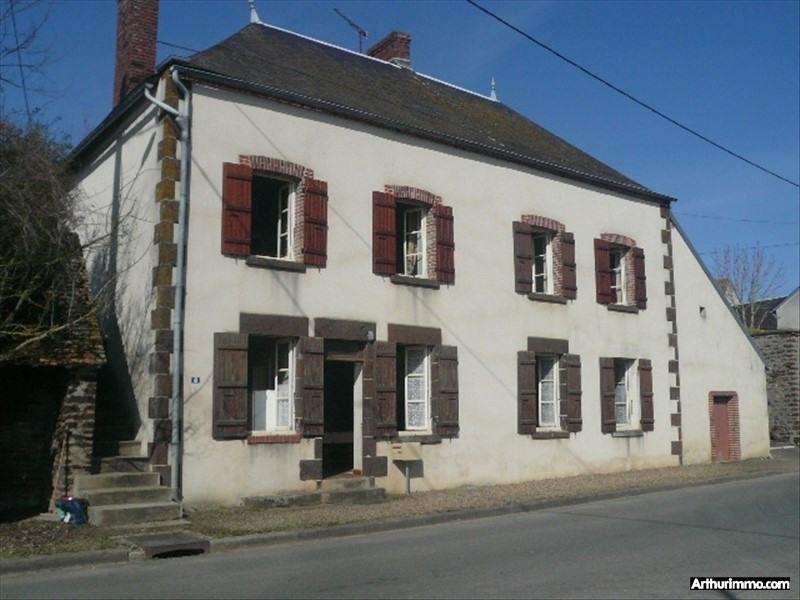 Sale house / villa Subligny 85000€ - Picture 1