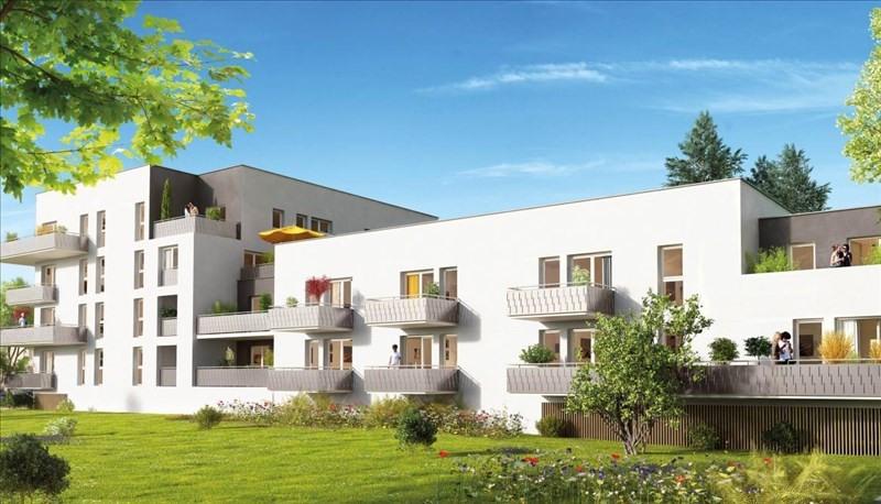 Location appartement Nantes 525€ CC - Photo 1