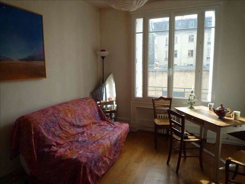 Vente appartement Paris 11ème 650000€ - Photo 1