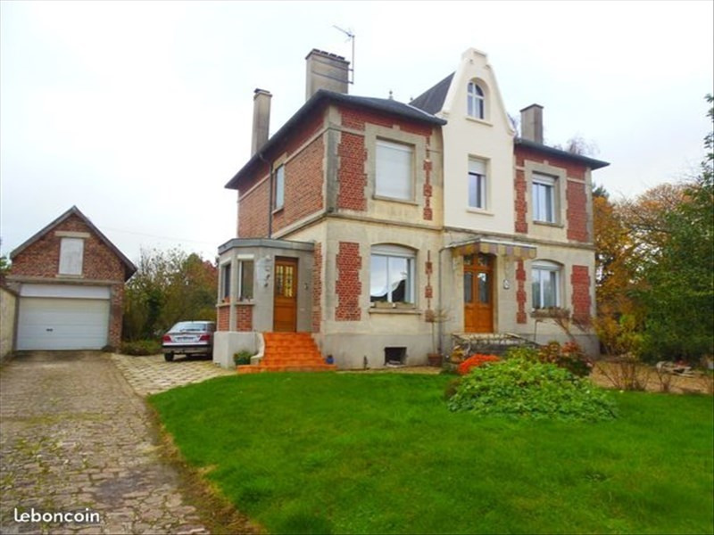 Sale house / villa St quentin 294 700€ - Picture 1
