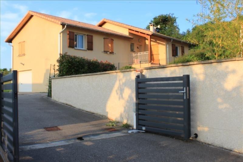 Vente maison / villa Clonas sur vareze 284000€ - Photo 1