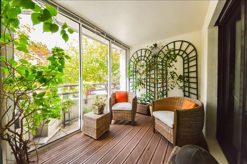 Vente de prestige appartement Suresnes 1150000€ - Photo 3