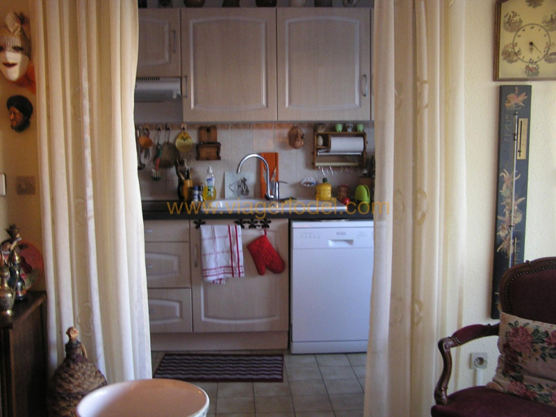 Life annuity apartment Hyères 37000€ - Picture 6