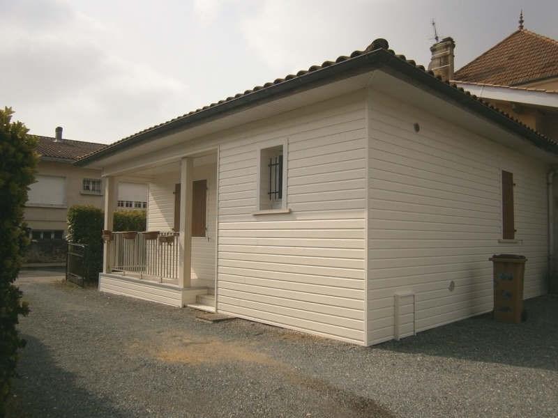 Rental house / villa Cadillac en fronsadais 526€ CC - Picture 1