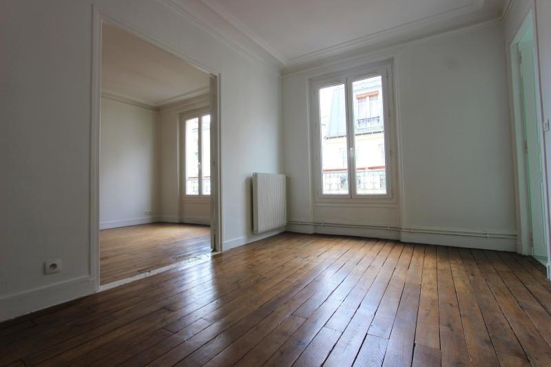Vente appartement Paris 18ème 429000€ - Photo 2