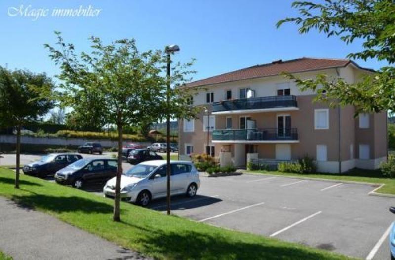 Location appartement Arbent 453€ CC - Photo 1