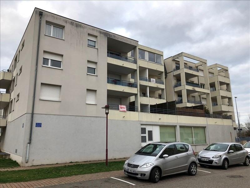 Rental apartment Illkirch graffenstaden 860€ CC - Picture 8