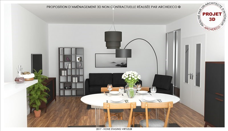 Sale apartment Auxerre 87 900€ - Picture 3