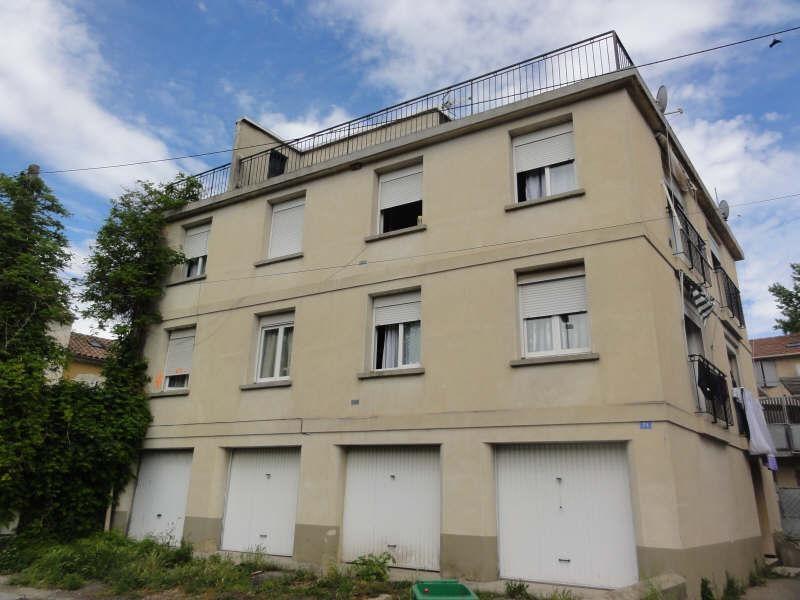 Produit d'investissement appartement Montfavet 110000€ - Photo 1