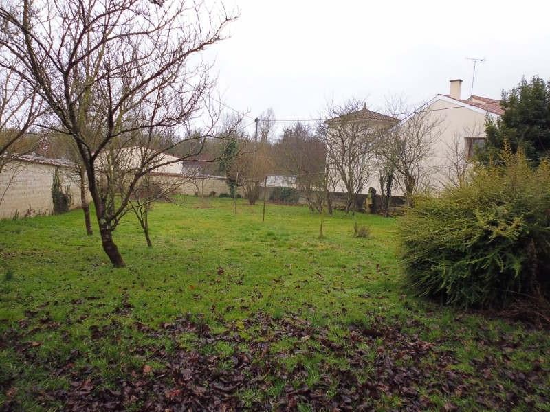 Vente maison / villa Migne auxances 173500€ -  3