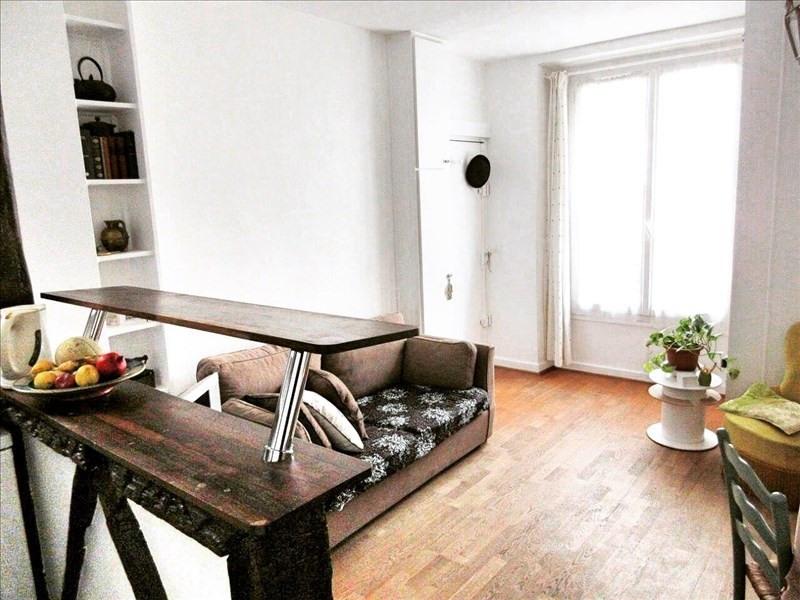 Vente appartement Paris 11ème 320000€ - Photo 1