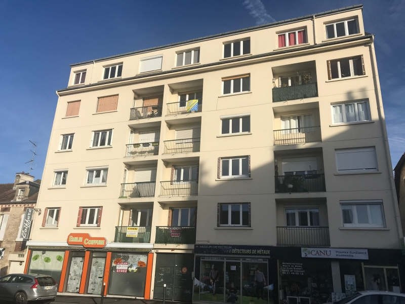 Vente appartement Caen 107 000€ - Photo 1
