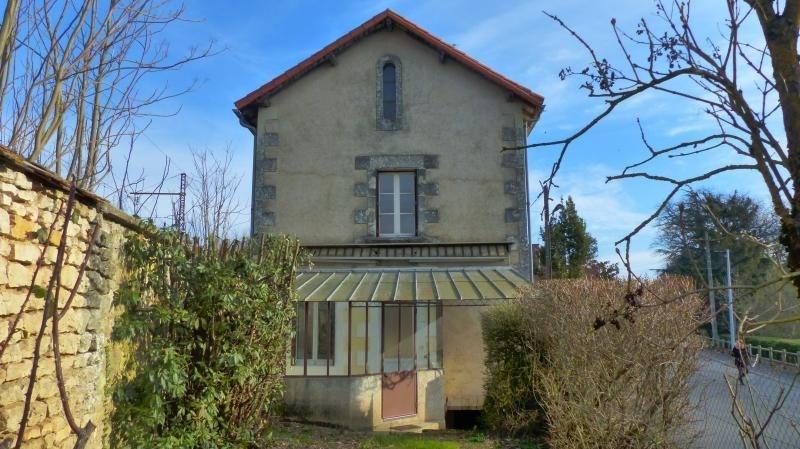 Vente maison / villa Chasseneuil du poitou 140000€ - Photo 1