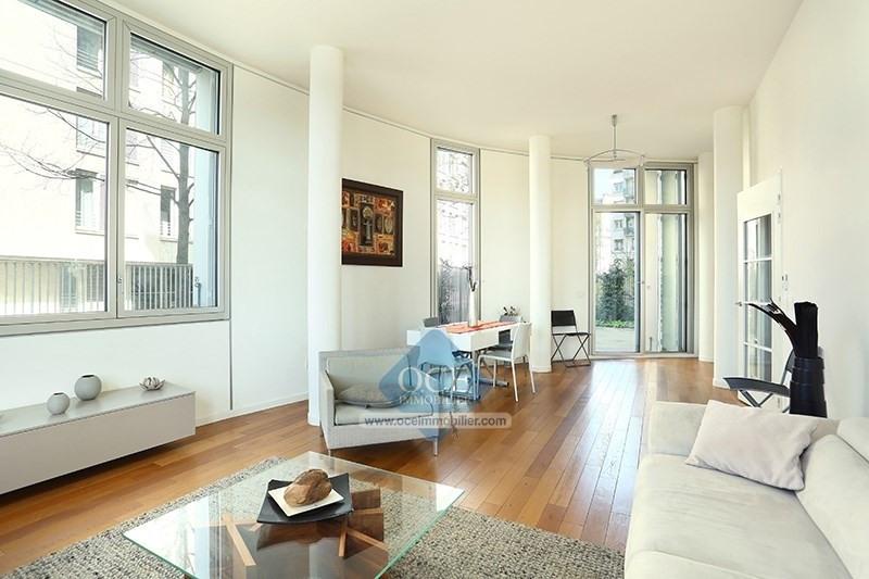 Vente de prestige appartement Paris 4ème 1570000€ - Photo 1