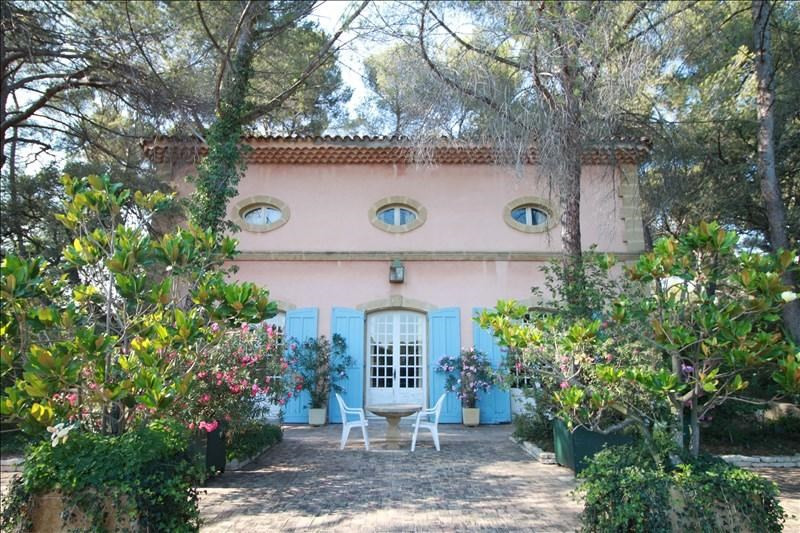 Vente de prestige maison / villa Aix en provence 2310000€ - Photo 3