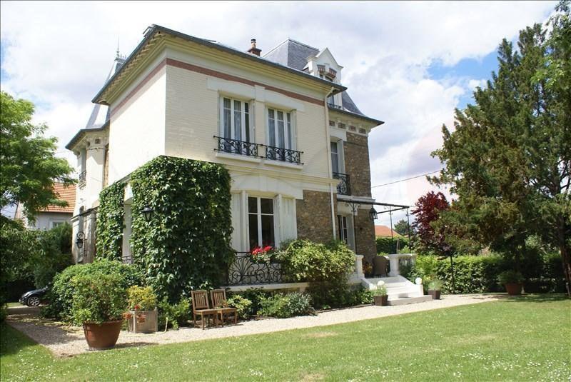 Vente de prestige maison / villa Villemomble 1070000€ - Photo 1