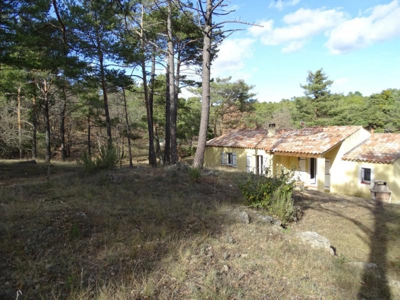 Sale house / villa Tourtour 267750€ - Picture 3
