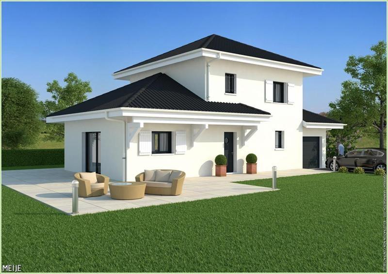 Maison  5 pièces + Terrain 850 m² Pers-Jussy par MAISONS ET CHALETS DES ALPES MCA