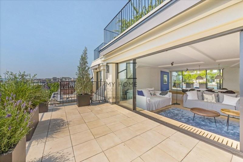 Vente de prestige appartement Paris 16ème 3640000€ - Photo 3