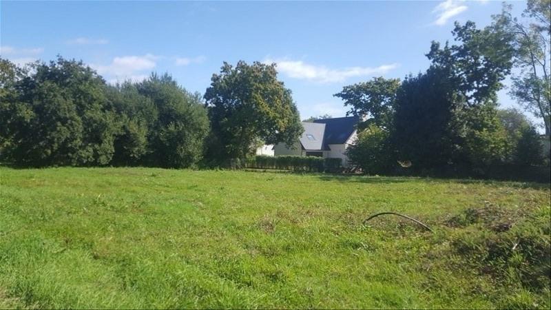 Vendita terreno Fouesnant 203300€ - Fotografia 1
