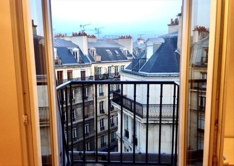 Sale apartment Paris 10ème 175 000€ - Picture 2