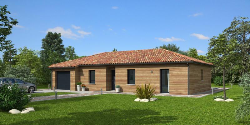 Maison  5 pièces + Terrain 500 m² Pertuis par LES MAISONS NATILIA