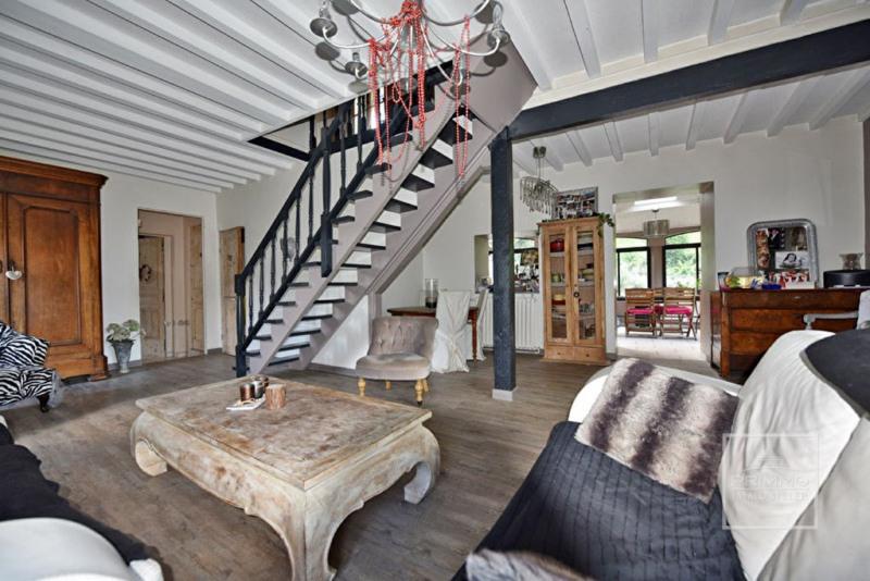 Sale house / villa Saint cyr au mont d'or 645000€ - Picture 7