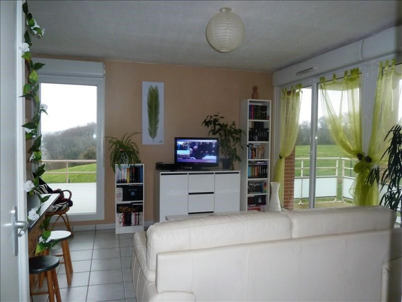 Vente appartement Rouxmesnil bouteilles 96000€ - Photo 3
