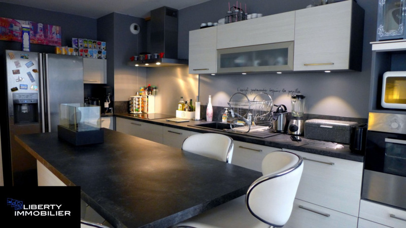 Vente appartement Trappes 187000€ - Photo 3