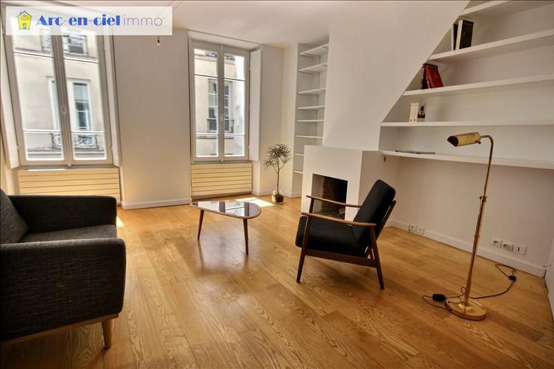 Affitto appartamento Paris 2ème 1370€ CC - Fotografia 8