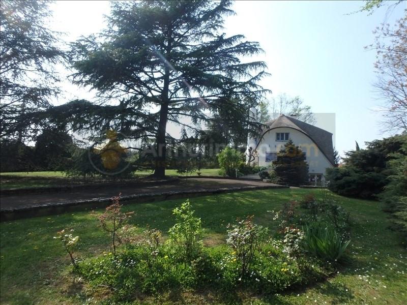 Sale house / villa St cyr sur menthon 390000€ - Picture 1