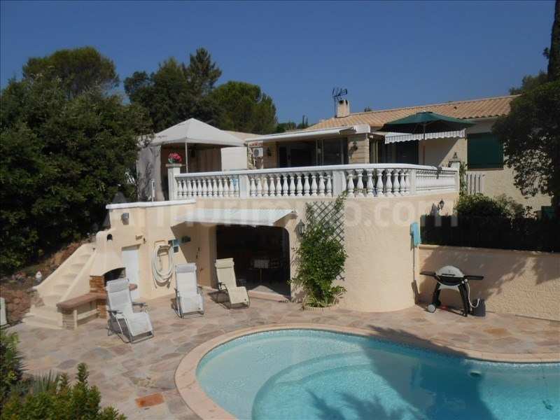 Vente maison / villa Roquebrune sur argens 543000€ - Photo 1