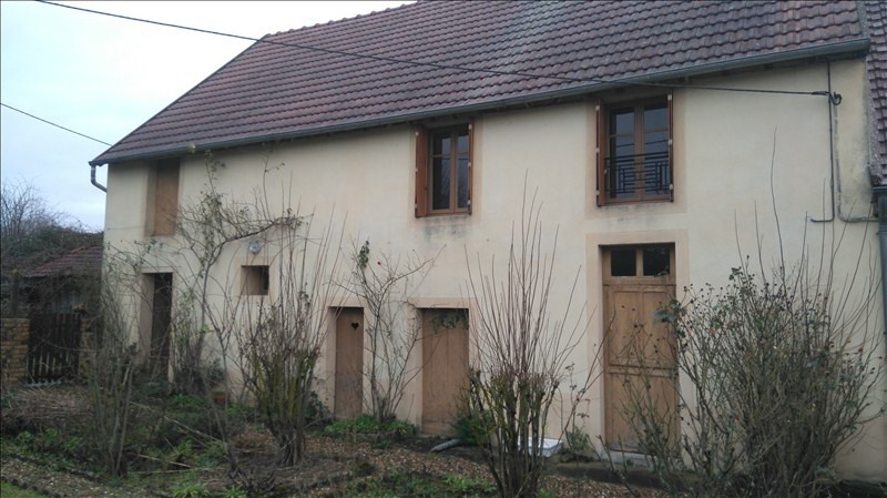 Revenda casa St pierre le moutier 60000€ - Fotografia 1