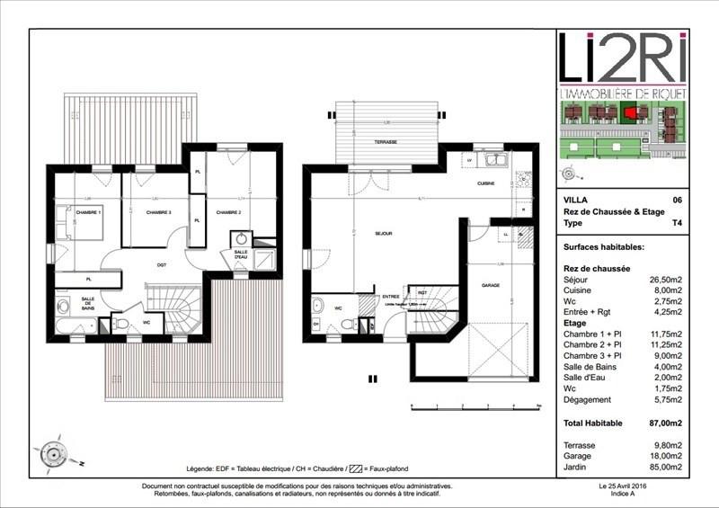Vente maison / villa Toulouse 275000€ - Photo 3