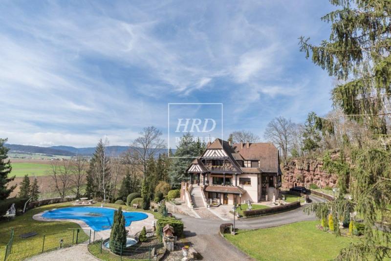 Vente de prestige maison / villa Obernai 1630000€ - Photo 1