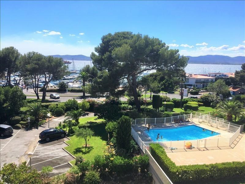 Location vacances appartement St raphael 525€ - Photo 1