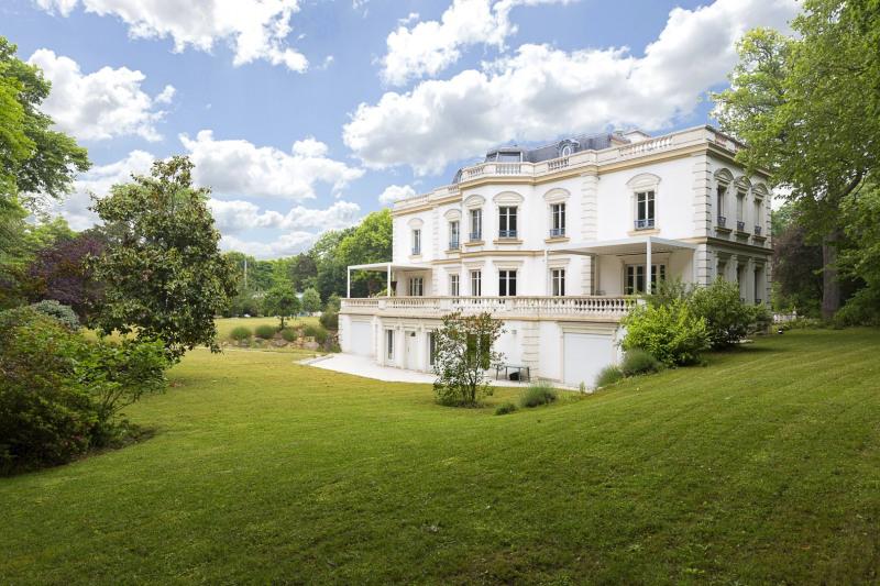 Verkauf von luxusobjekt ville Le vésinet 7350000€ - Fotografie 14