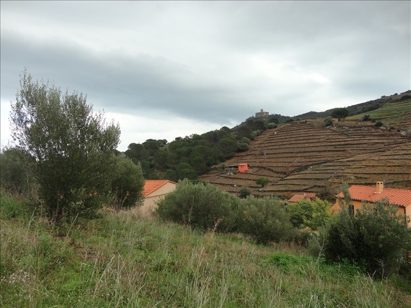 Vente terrain Collioure 255 000€ - Photo 3